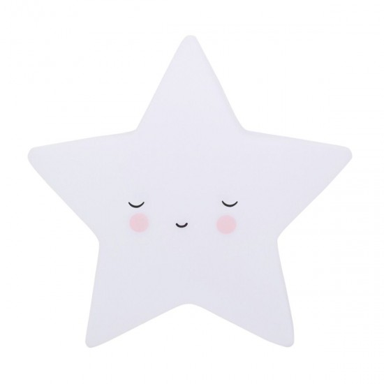 A little lovely company Φωτάκι νυκτός Little Light Sleeping Star