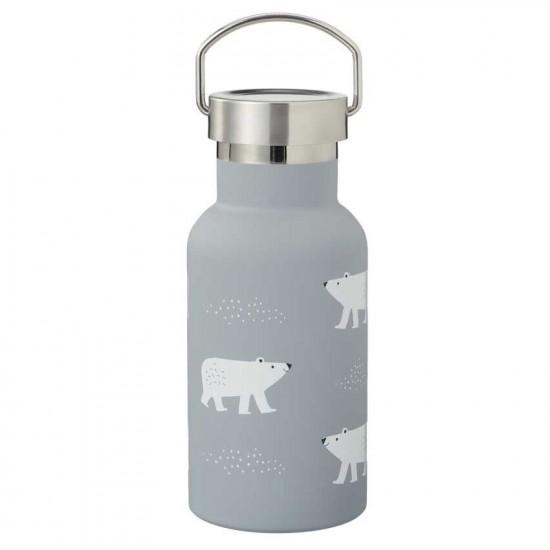 Fresk Θερμός από ανοξείδωτο ατσάλι 350ml με διπλό πώμα Polar bear