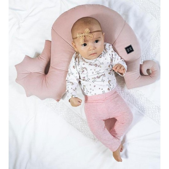 Kadaro Μαξιλάρι Θηλασμού Velvet - Nepto Pink Coral