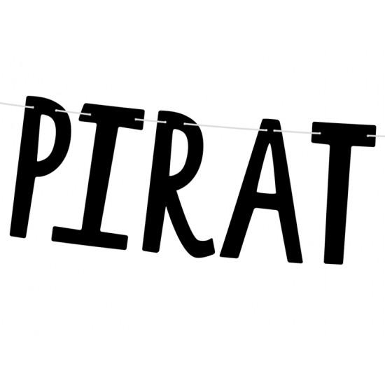 PartyDeco Χάρτινη Γιρλάντα - Pirates Party