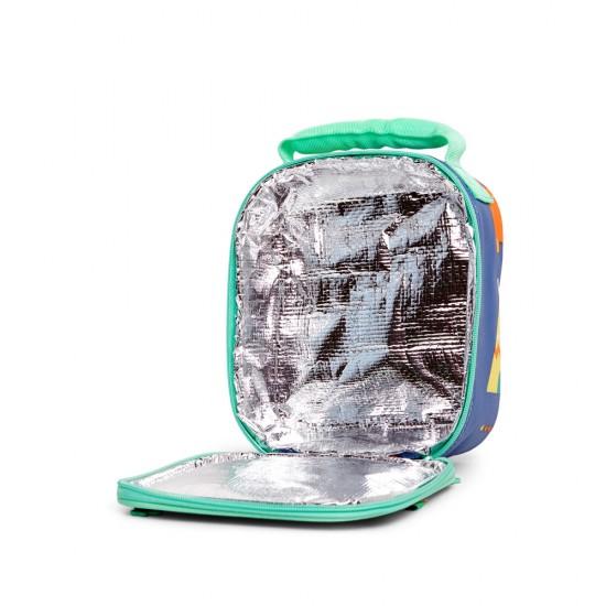 """Penny Scallan Θερμομονωτική τσάντα φαγητού Μεσαία """"Dino Rock"""""""